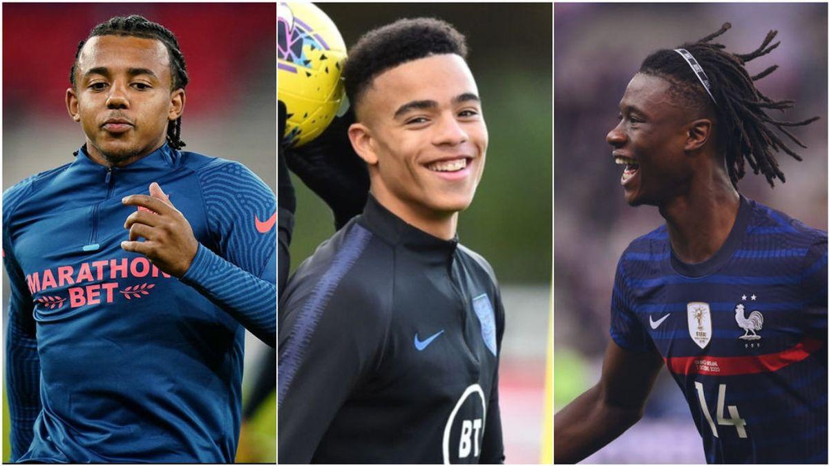 Las estrellas que veremos en el Europeo Sub-21: Camavinga, Koundé o Greenwood