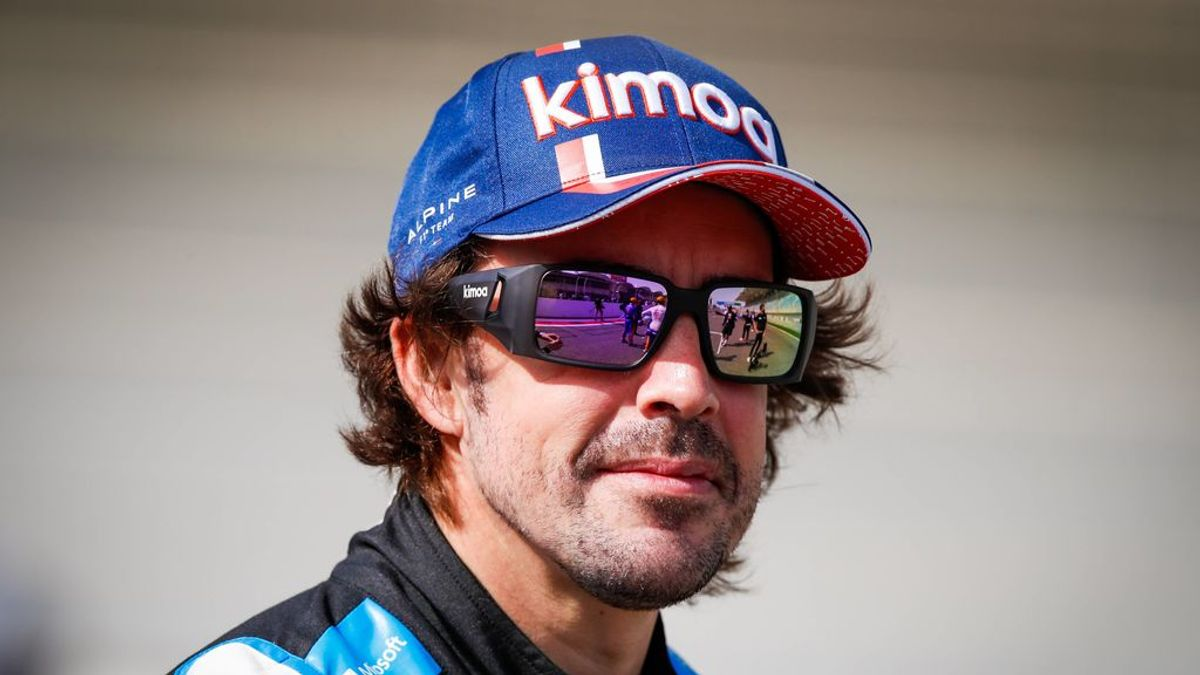 La operación de mandíbula no pasará factura a Fernando Alonso, pero tendrá que correr el Mundial con dos placas de titanio