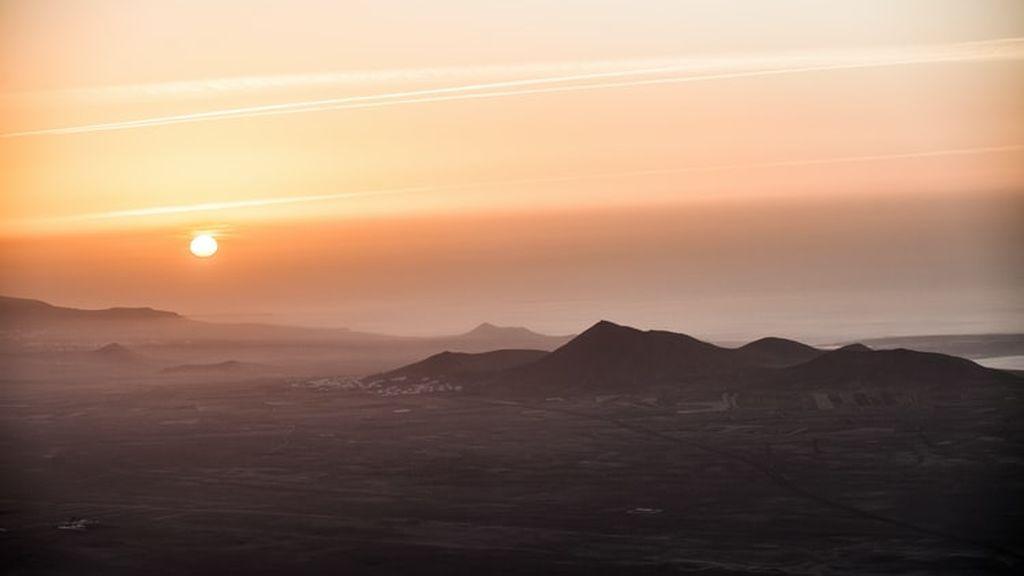 Una masa de polvo se dirige a Canarias: riesgo extremo de incendio y mala calidad del aire