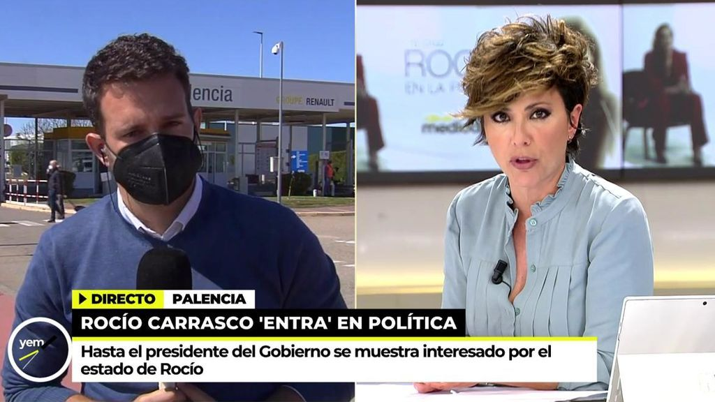 "Sánchez se quedó ""impactadísimo"" con el testimonio de Rocío Carrasco"