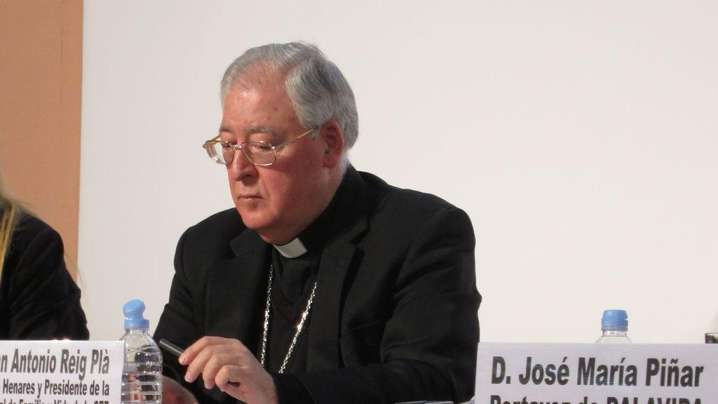 """El obispo de Alcala de HEnares dice que la ley de eutanasia convierte a España es un """"campo de exterminio"""""""