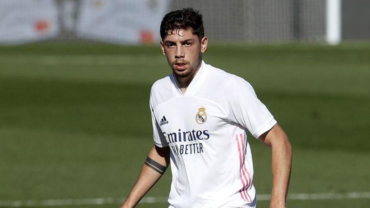 Valverde se suma a la lista de baja del Real Madrid: en riesgo el partido de Champions contra el Liverpool