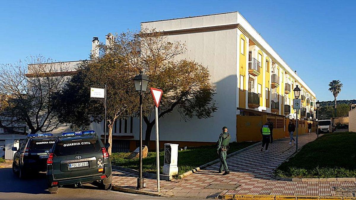 Más de 300 agentes de Guardia Civil y Poiicía Nacional en una operación antidroga en el Campo de Gibraltar