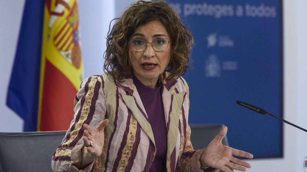 """""""Hay un único Pablo Iglesias"""": Montero matiza a Gabilondo pero respeta su autonomía para decidir sus alianzas"""