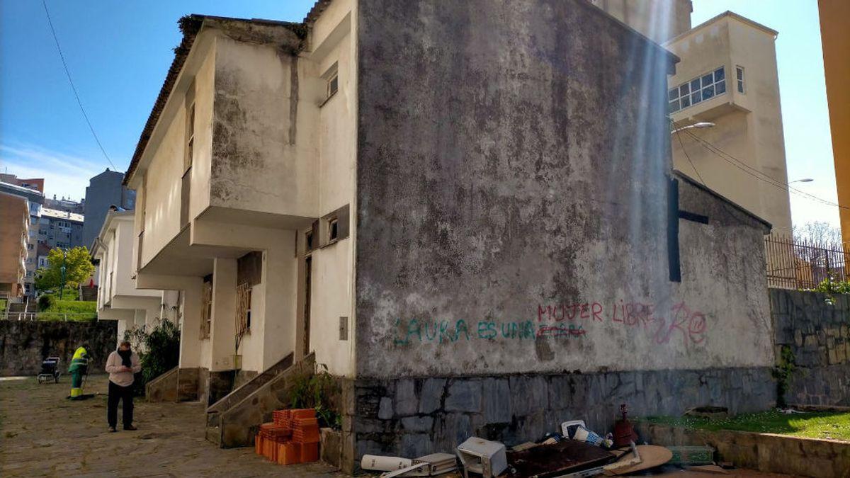 Los vecinos de un barrio de A Coruña logran echar a unos okupas
