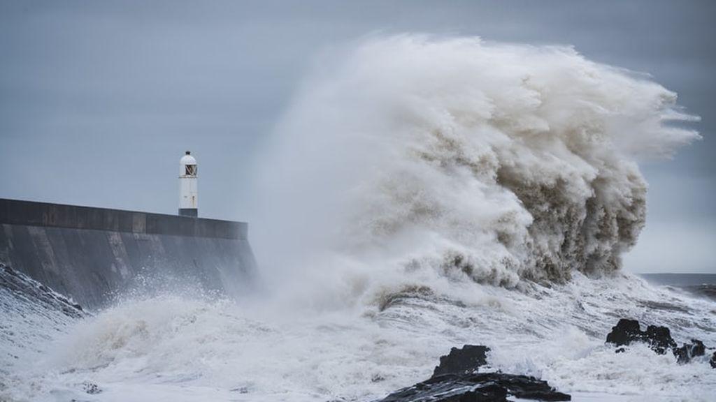 Día Mundial de la Meteorología dedicado a los océanos: ¿cuánto ha subido el nivel del mar?