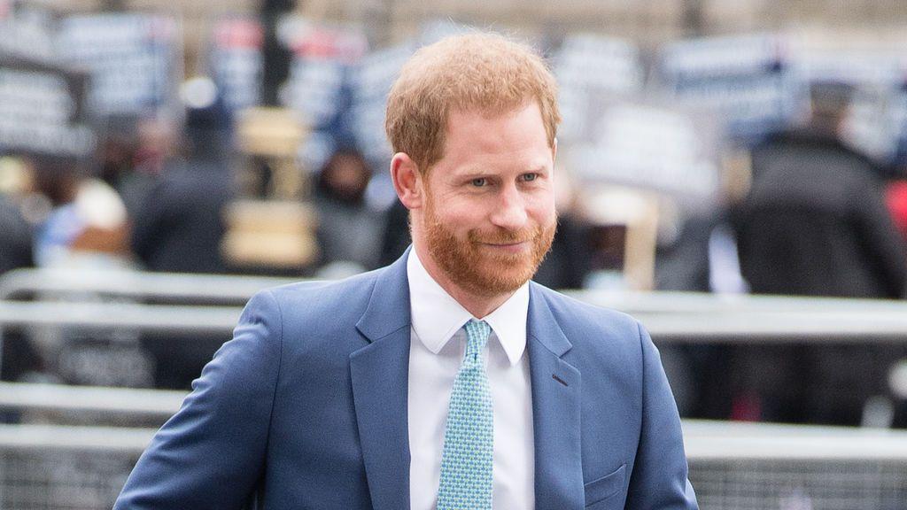 El príncipe Harry encuentra un trabajo: será director ejecutivo de una startup deSilicon Valley