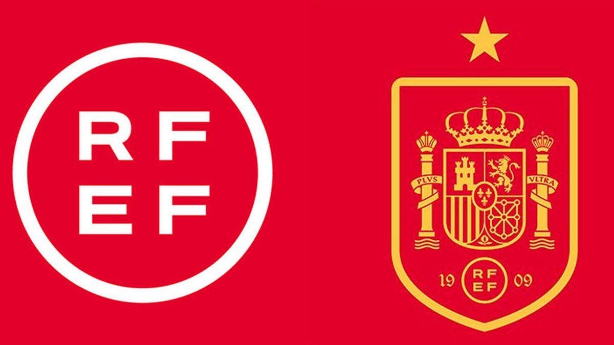 La Federación Española de Fútbol presenta nueva imagen para su escudo