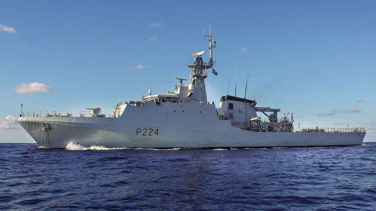 Un buque de guerra británico tendrá base en Gibraltar