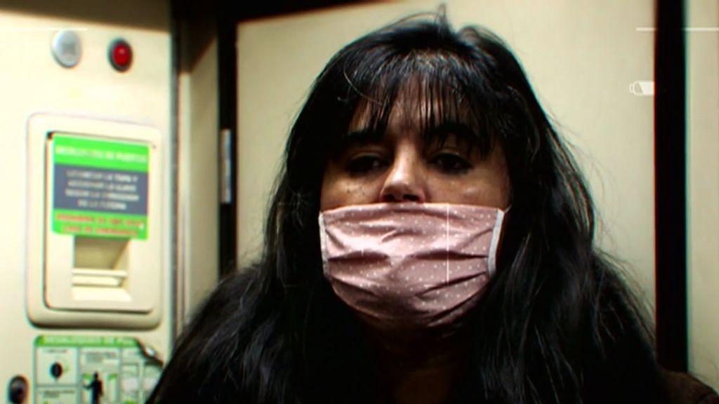 Marta tiene agorafobia