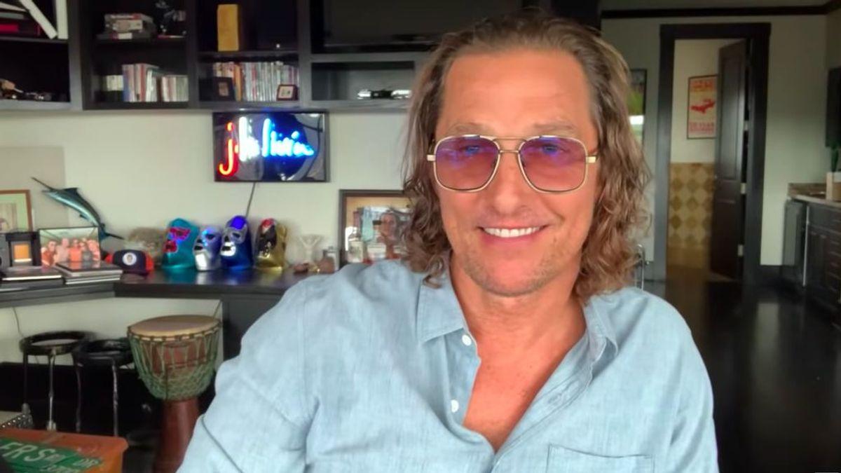 McConaughey