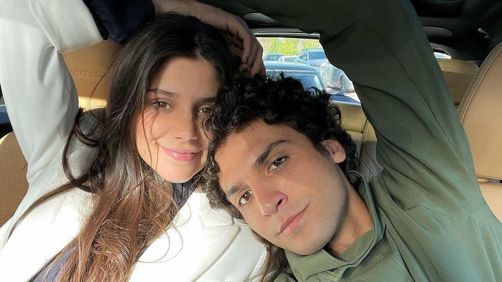 """María G. de Jaime y Tomás Páramo, ante el inminente nacimiento de su segunda hija: """"El embarazo ha sido distinto al de Tomi"""""""