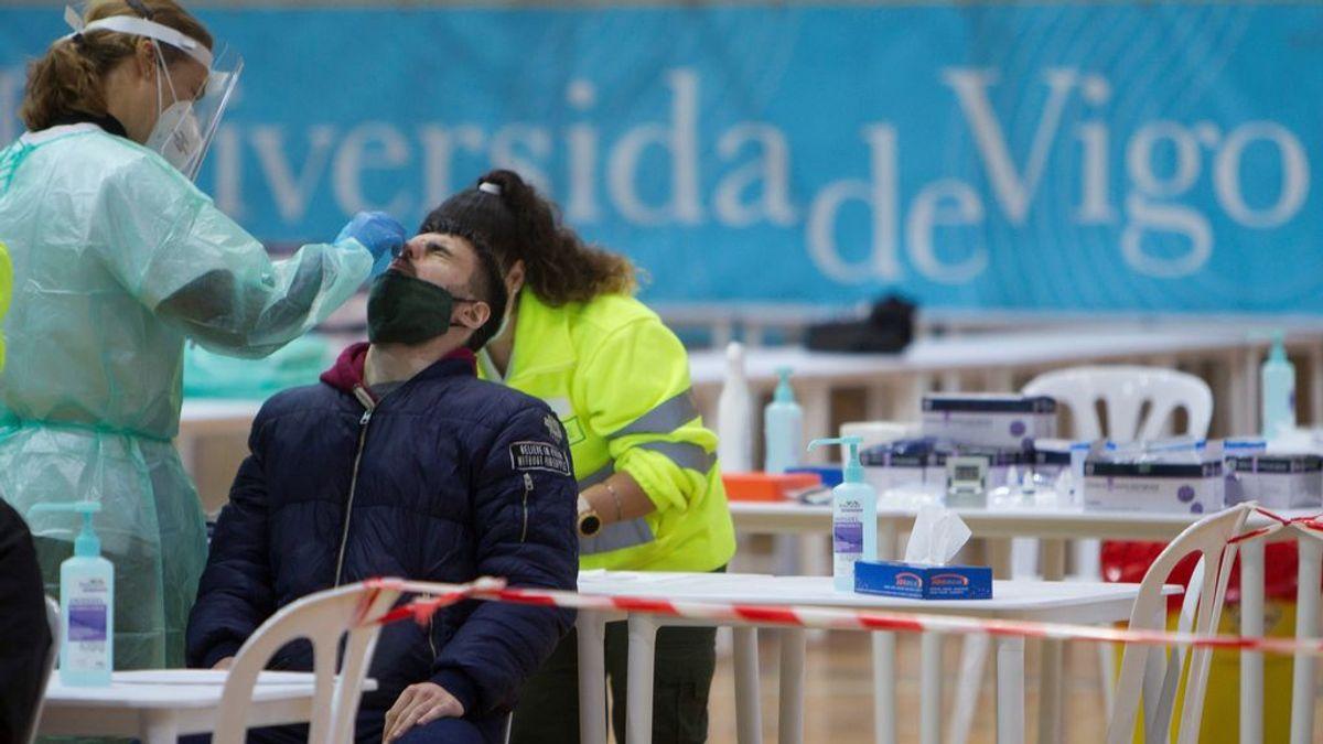 España asciende a 7.026 casos, 320 muertos y la incidencia crece a 132 puntos