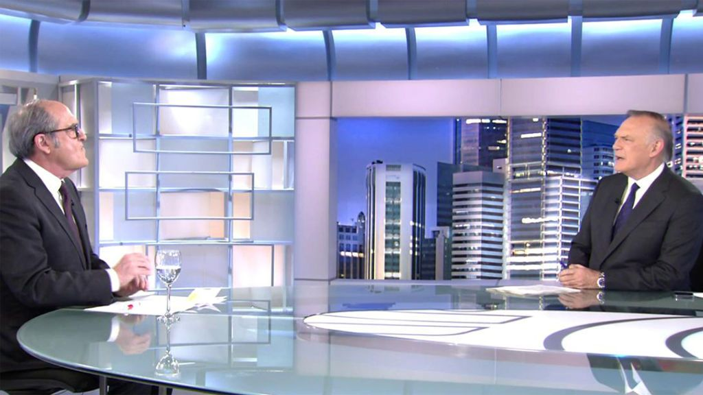 La entrevista a Ángel Gabilondo con Pedro Piqueras en Informativos Telecinco, íntegra