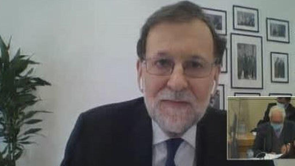 """Rajoy niega haber """"triturado"""" la contabilidad b y habla de """"delirio"""""""