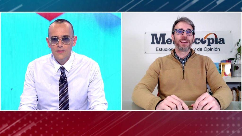 """Paco Camas, el sociólogo que salvó la candidatura de Iglesias: """"Es sorprendente que nadie lo supiera"""""""