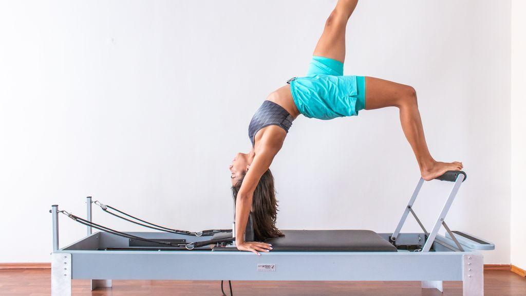 Pilates de máquina, ideal para fortalecer el cuerpo entero