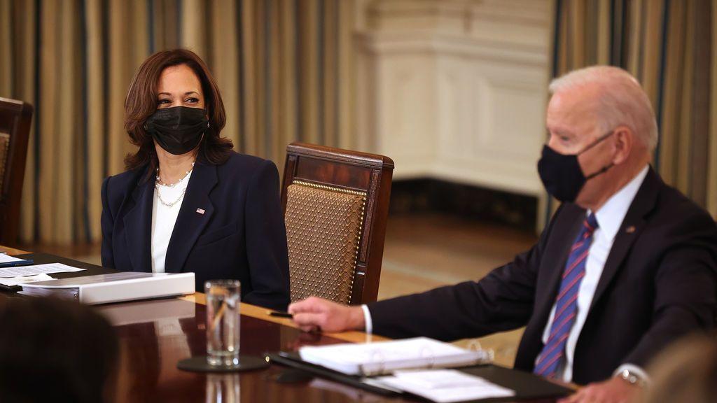 Joe Biden encarga a Kamala Harris  la gestión de la crisis migratoria en la frontera de EE.UU.