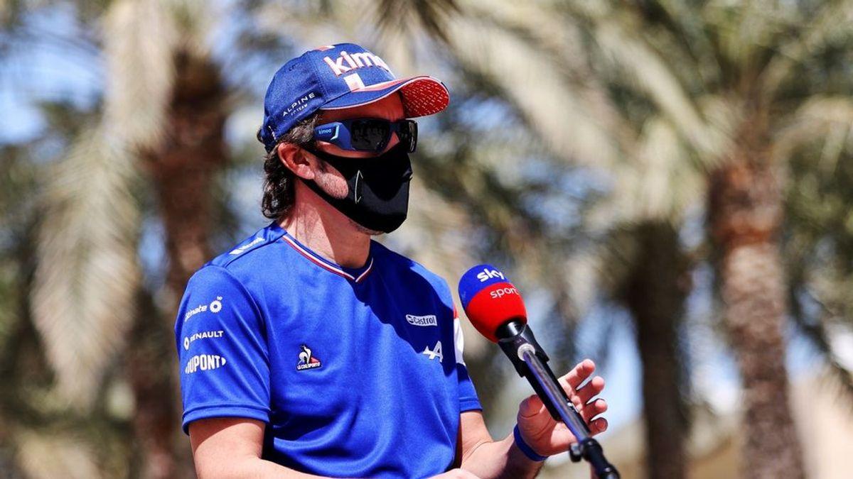 """Fernando Alonso, muy motivado antes del inicio del Mundial: """"Ha habido mucha preparación para este momento"""""""