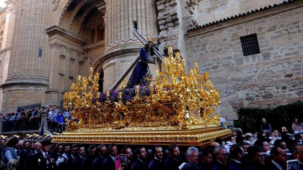 El milagro de la cofradía de El Rico en Málaga: tres indultos en esta Semana Santa