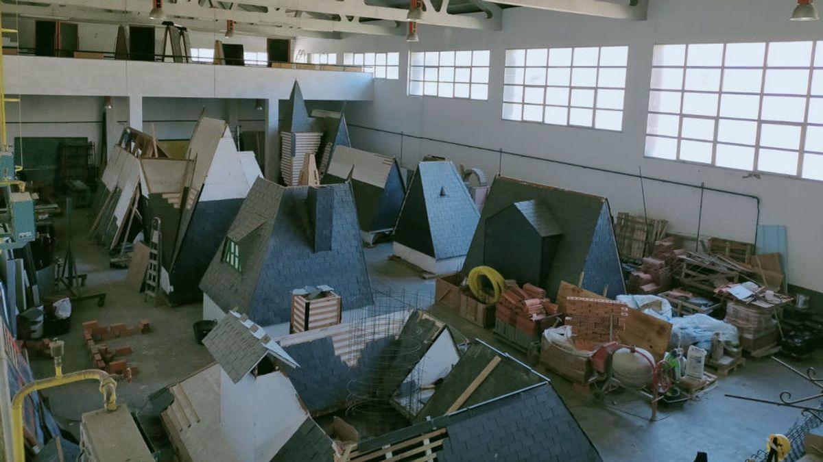 Se buscan profesionales de la construcción: a pesar de la demanda, en los centros de FP que los forman sobran plazas