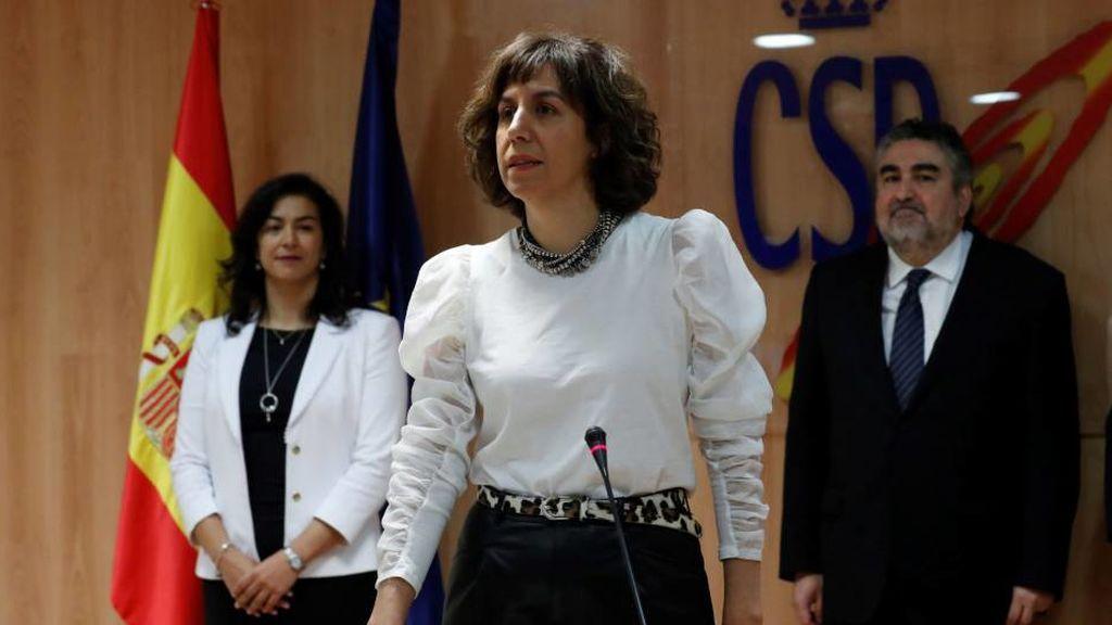 Irene Lozano deja de estar al frente del CSD para ir en las listas de de Ángel Gabilondo en Madrid
