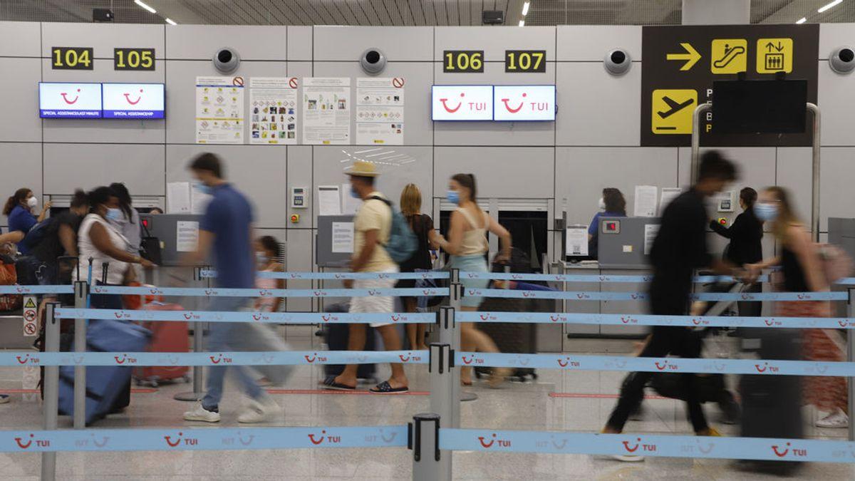 Las fronteras exteriores abiertas dejan a España a merced de una Europa epidemiológicamente explosiva