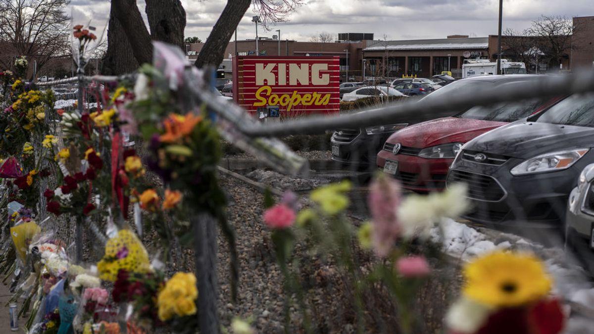 Las 10 víctimas mortales del tiroteo en un supermercado de Colorado, Estados Unidos