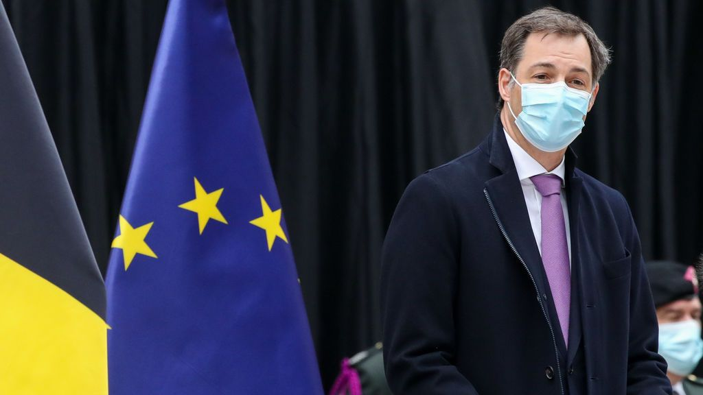 Bélgica volverá a cerrar colegios y comercios no esenciales para frenar el coronavirus