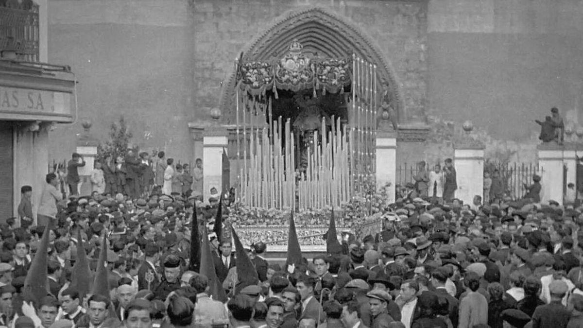 Si no hay Semana Santa, la recuperamos: así sonaban los pasos en Sevilla hace 90 años