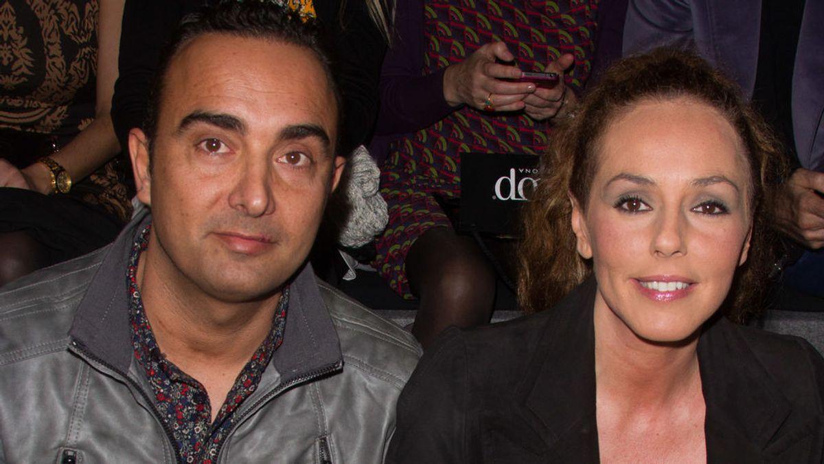 Fidel Albiac y Rocío Carrasco