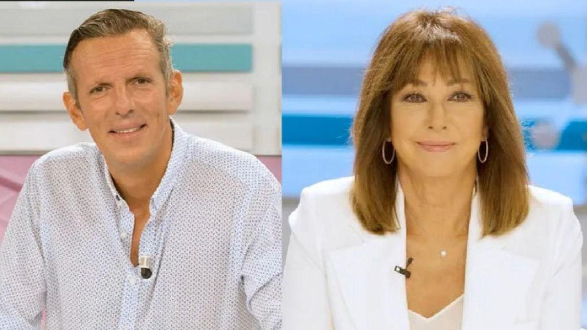 Ana Rosa Quintana y Joaquín Prat, en cuarentena preventiva por contacto estrecho con un positivo por covid