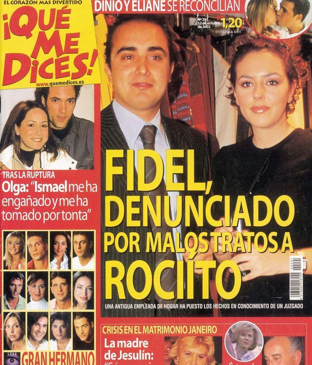 Denuncia por malos tratos a Fidel Albiac en Qué Me Dices