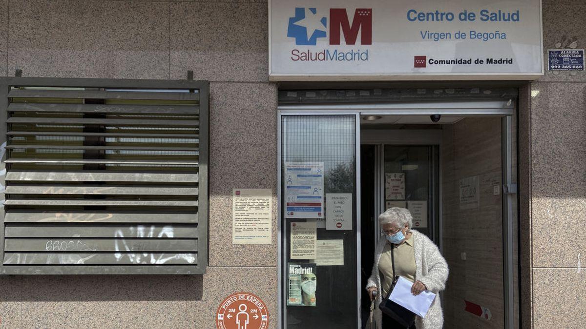 Nueva subida de casos en Madrid con 1.870 y otros 22 muertos