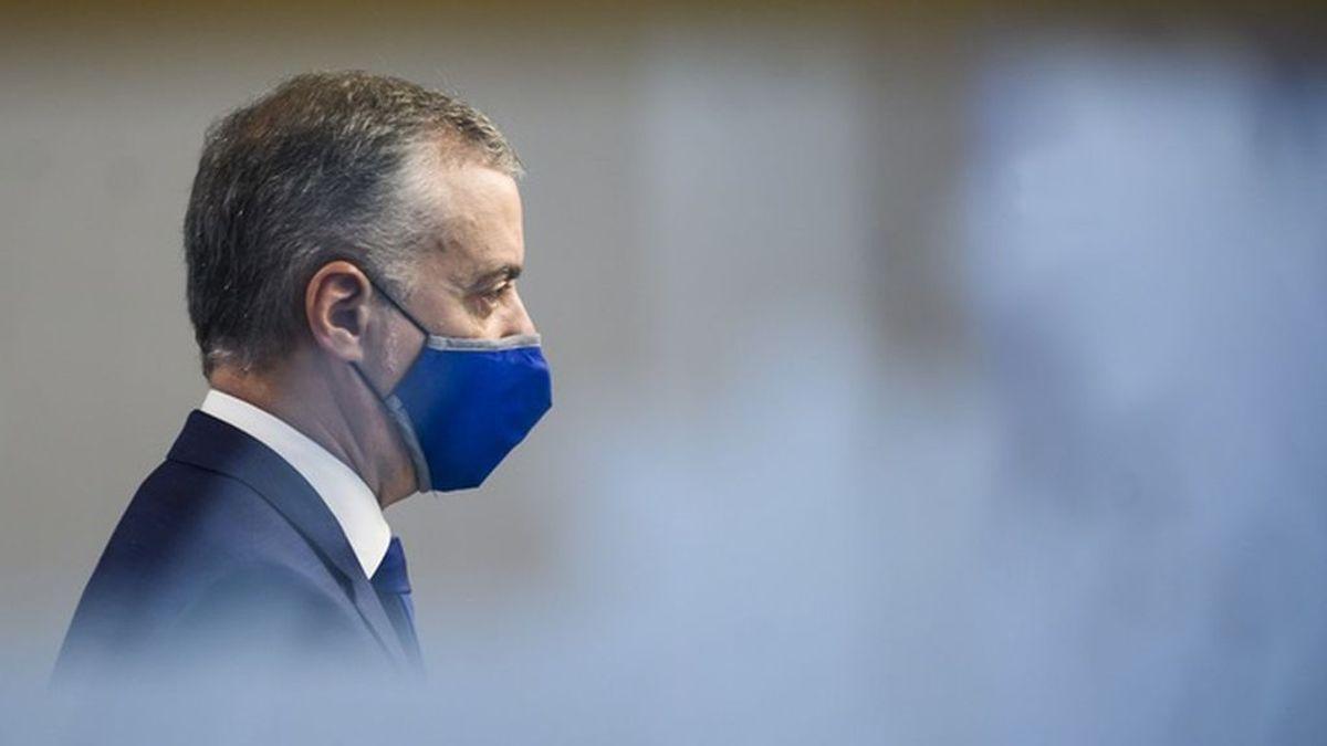 borrador. Euskadi reune de urgencia a su comité de salud pública para endurecer las restricciones