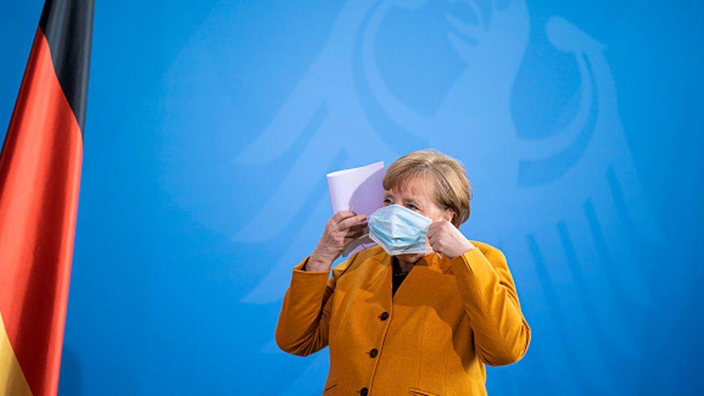 Un año de pandemia dinamita la confianza de los alemanes en el gobierno de Merkel
