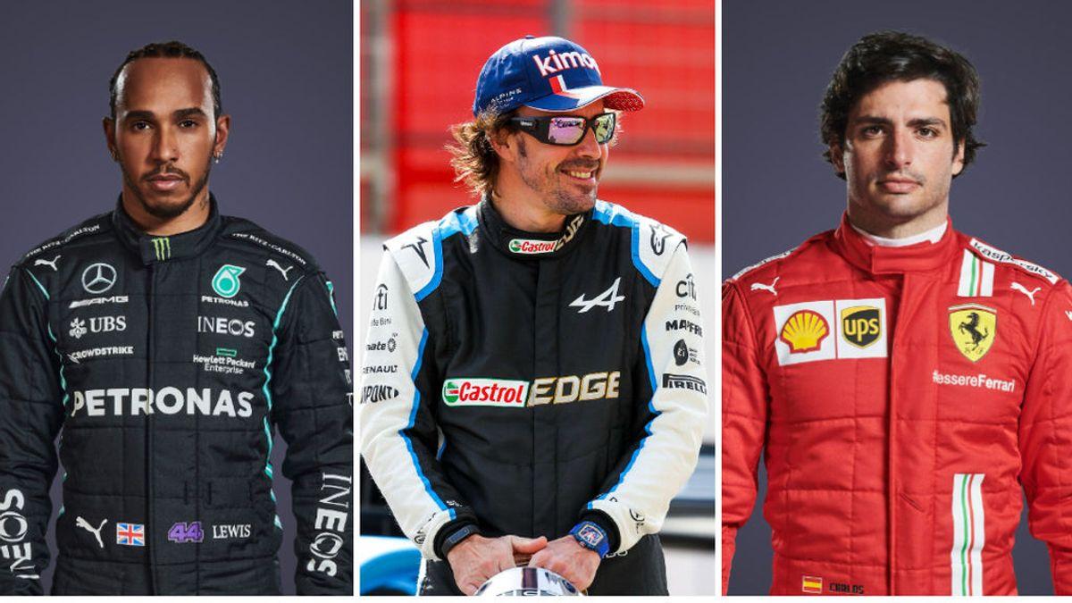 Guía de la temporada 2021 de Fórmula 1: todo lo que debes conocer antes del inicio del Mundial