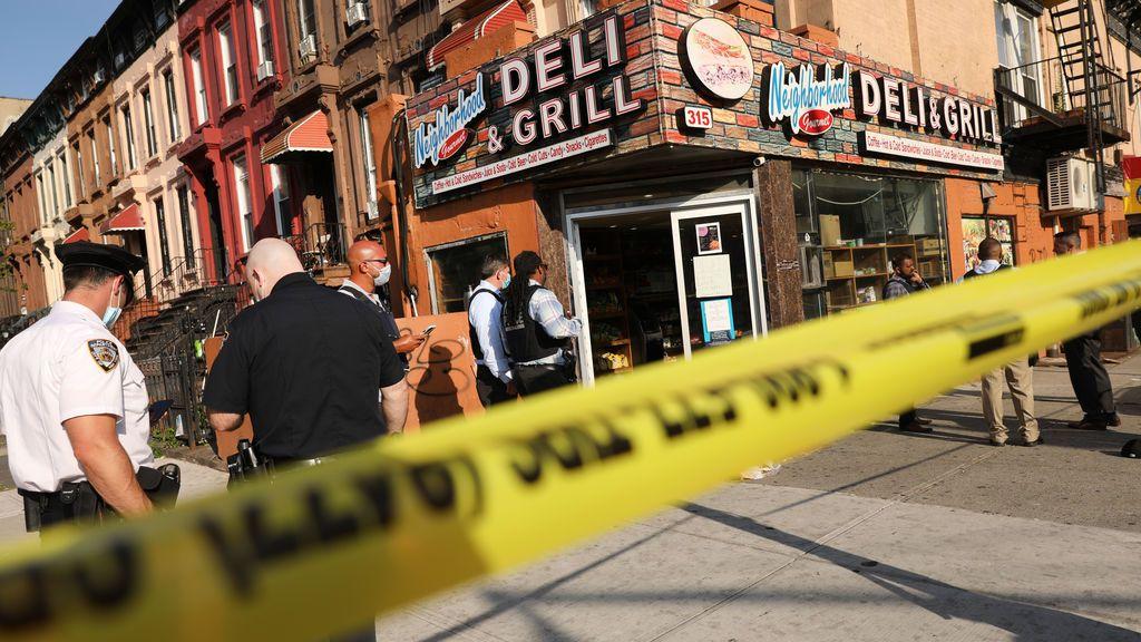 La pandemia evitó tiroteos masivos en EE.UU. pero no el auge de los homicidios