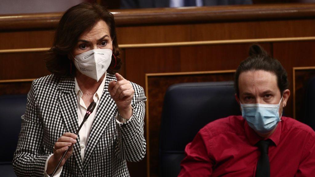 El Gobierno se desmarca de la denuncia de Iglesias contra el PP por el supuesto cohecho en Murcia