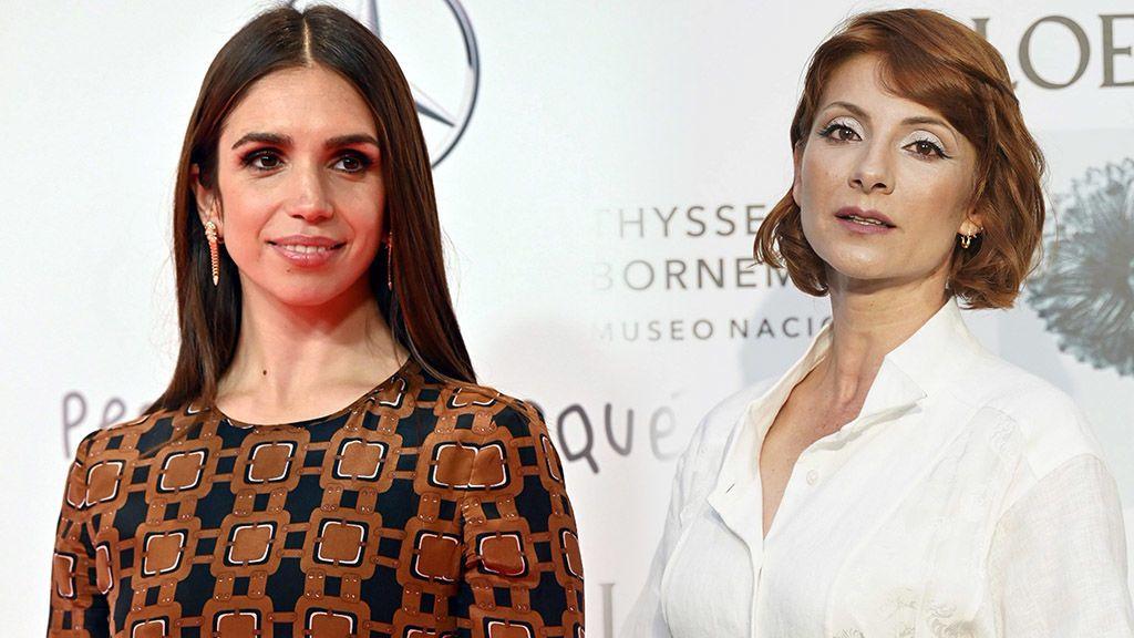 """Elena Furiase defiende a Najwa Nimri tras la polémica de su actitud violenta con la prensa: """"Tendría un mal día, es una tía íntegra"""""""