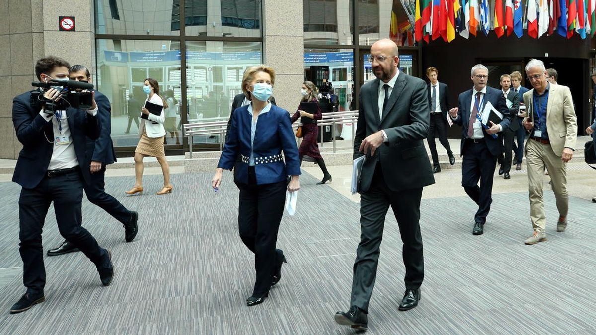Los tropiezos en la campaña de vacunación centran la cumbre europea