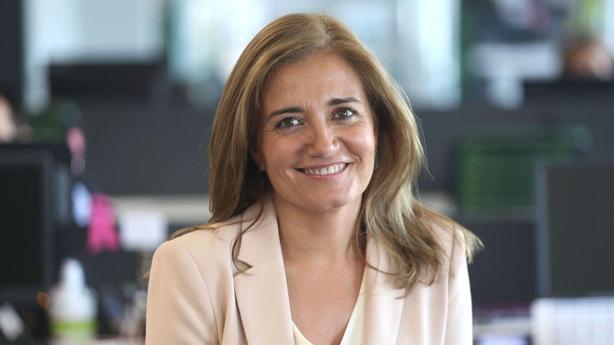 """Ana Pérez, Directora Médica de AstraZeneca en España: La responsable de AstraZeneca en España responde a las dudas: """"Soy médico, menor de 55 años y me he puesto nuestra vacuna"""""""