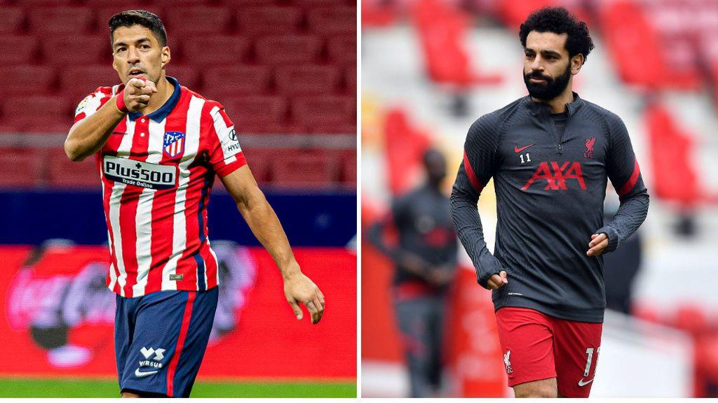 Klopp quiere a Luis Suárez como sustituto de Salah si el egipcio termina dejando el Liverpool