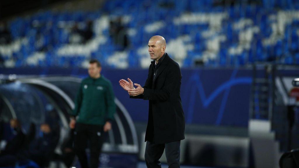 El Real Madrid, inquieto ante el interés de la Federación francesa y la Juventus en Zidane