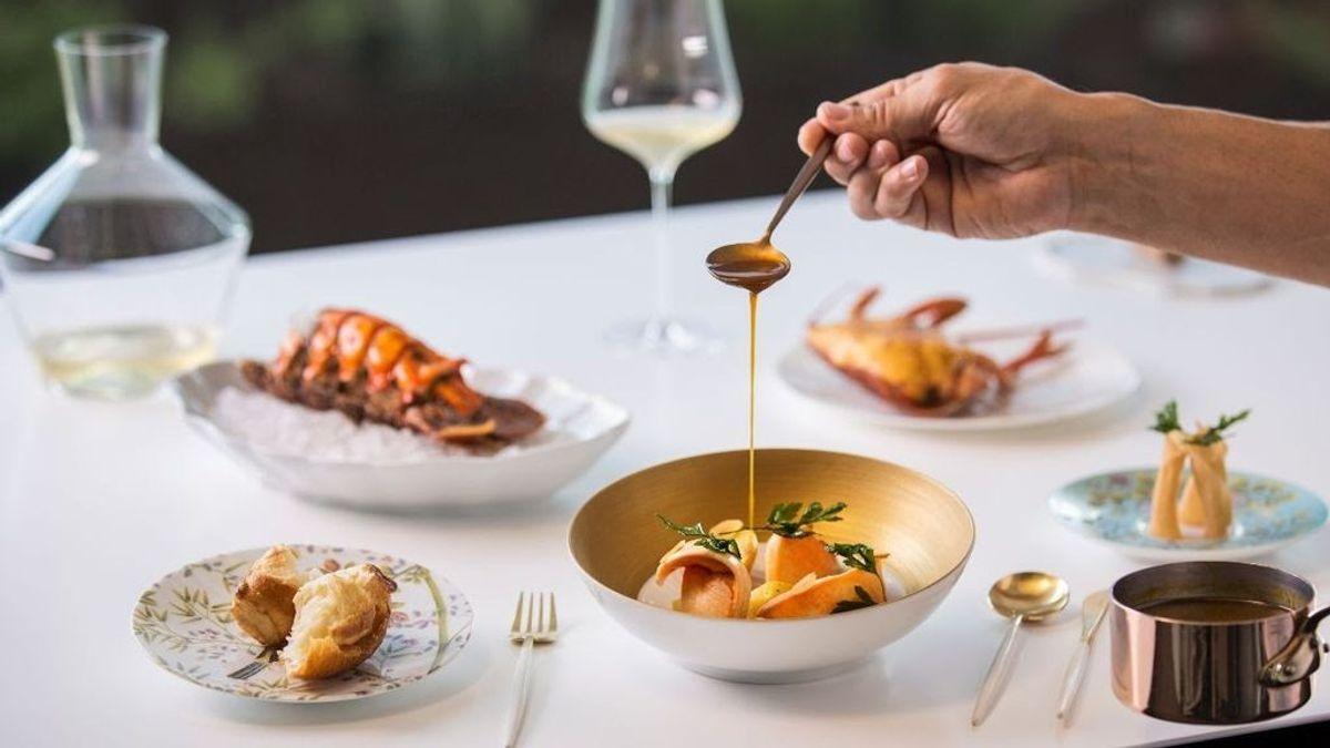 El Mandarin Oriental Ritz Madrid estrena el 15 de abril su oferta gastronómica dirigida por Quique Dacosta