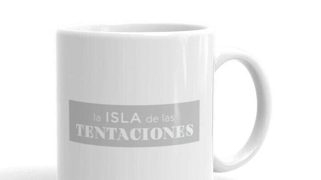 taza LA ISLA DE LAS TENTACIONES