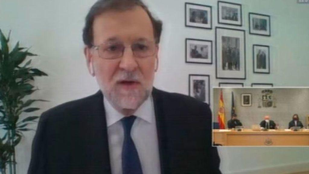 En directo: Aznar y Rajoy declaran en el juicio de la 'caja B' del PP