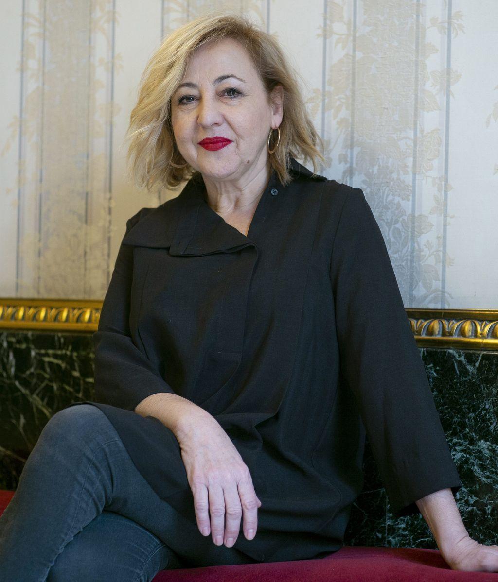 Carmen Machi ha aplaudido que Rocío Carrasco decida dar su versión de la historia
