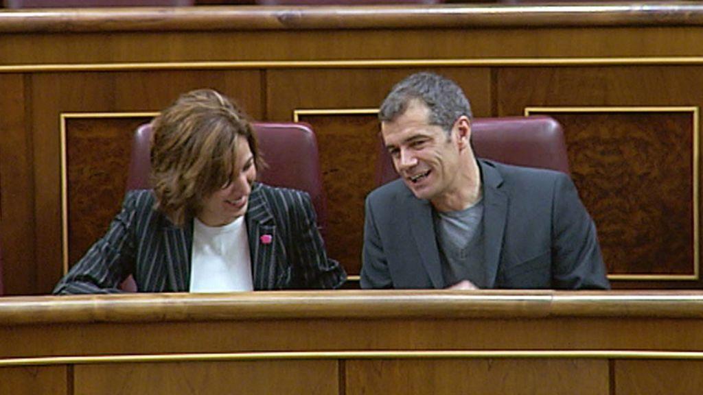 Cantó y Lozano, de compañeros en UPyD a rivales en las elecciones del 4M en Madrid