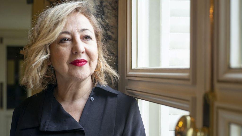 Carmen Machi se posiciona en el caso Rocío Carrasco